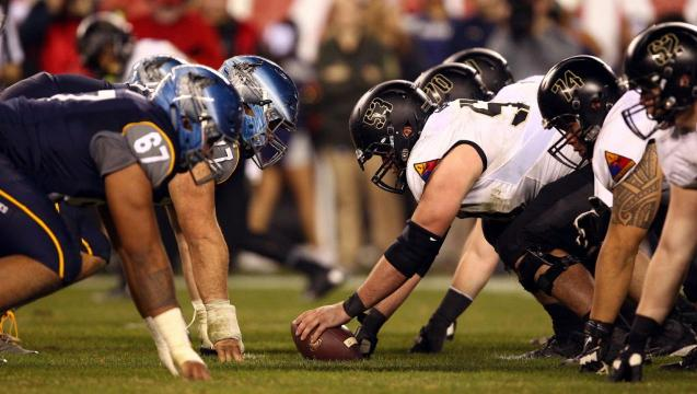 Previewing the annual Army-Navy game