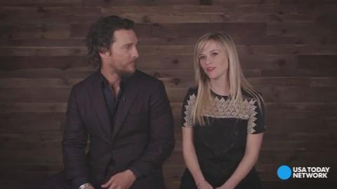 'Sing' stars Matthew McConaughey and Reese Witherspoon give the inside scoop on what it really takes to brings characters to life in a recording booth.