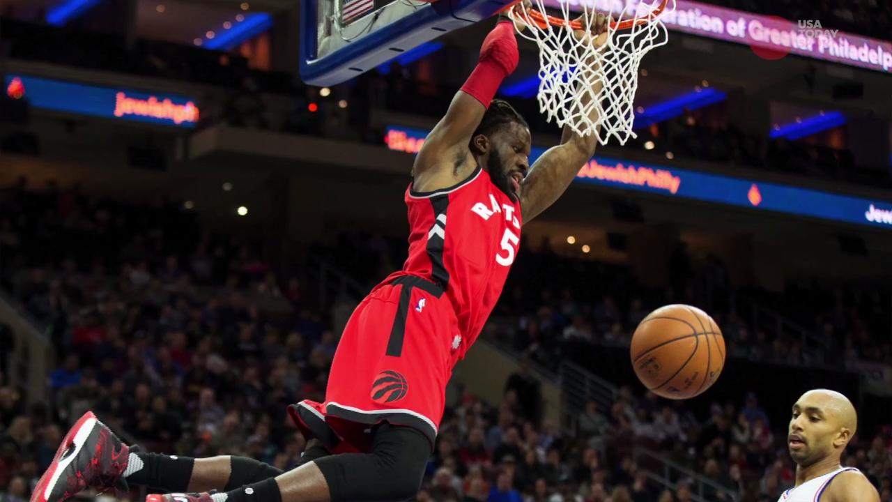 USA TODAY Sports' Sam Amick acknowledges that the Toronto Raptors have had a strong season, but there is still one big problem.