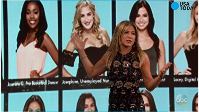 Jennifer Aniston makes 'Bachelor' predictions for Nick Viall