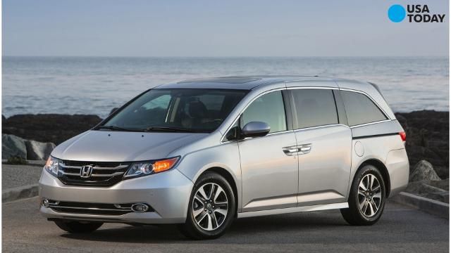 Honda Odyssey Recalled To Fix Seats