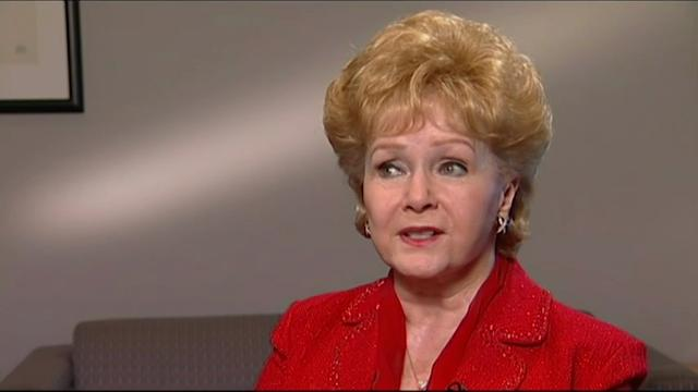"Actress Debbie Reynolds, the star of the 1952 classic ""Singin' in the Rain,"" has died. She was 84. Her son, Todd Fisher, said Reynolds died Wednesday, a day after her daughter, Carrie Fisher, died at age 60. (Dec. 28)"