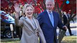 Clintons will attend Trump's inauguration