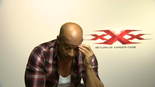 Who would save us from bad guys, ask 'xXx' stars