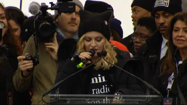 Madonna: 'Good Will Win in the End'