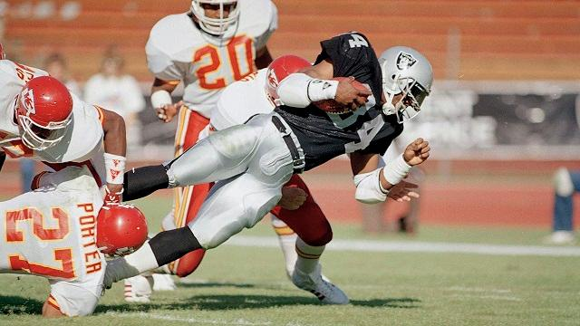 In Hindsight Bo Jackson Would Have Never Played Football