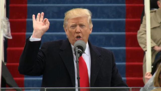 Trump to Americans: This moment is your moment