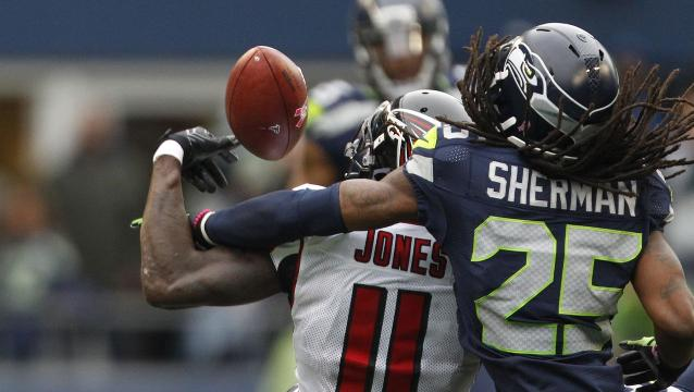 NFC Divisional Playoff preview: Falcons vs. Seahawks