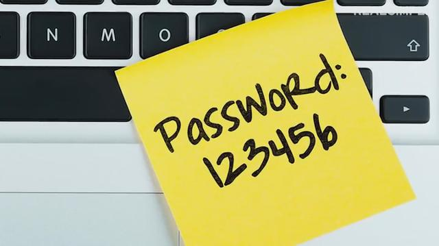 The most common passwords used in 2016
