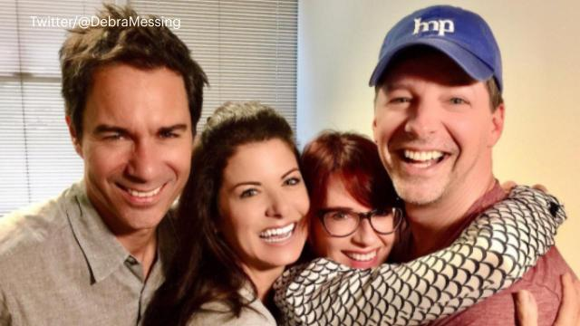 NBC has ordered a 10-episode limited revival that will reunite stars Debra Messing, Eric McCormack, Sean Hayes, and Megan Mullally during the 2017-2018 TV season.