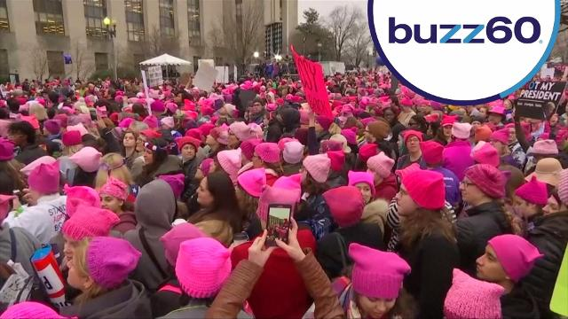The Women's March, one of the largest protests in US history may be over, but it looks like Saturday's end was actually just the beginning of anti-Trump marches. Angeli Kakade (@angelikakade) has the story.