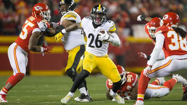 The Steelers advance to the AFC Championship game on the boot of Chris Boswell after the kicker made six field goals against the Chiefs.