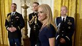 Kellyanne Conway 'didn't see the point' of the Women's March