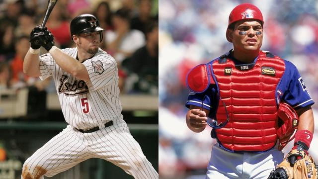 Two 2017 Baseball Hall of Fame inductees were accused of using steroids. Writers may be more accepting of those players.