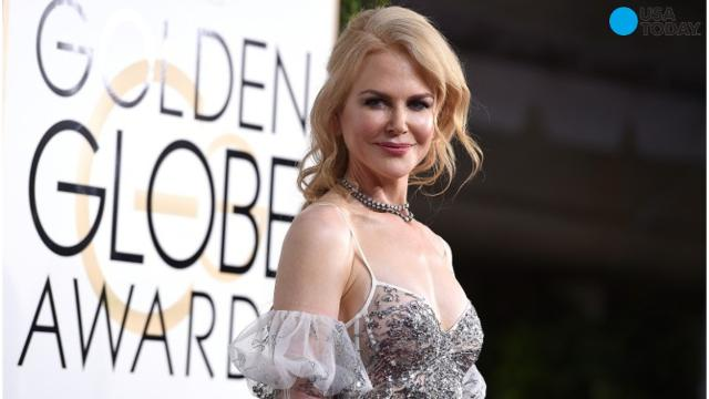 Kidman says citizens of the United States need to come to terms with the fact that Donald Trump will officially be the next leader in the oval office.