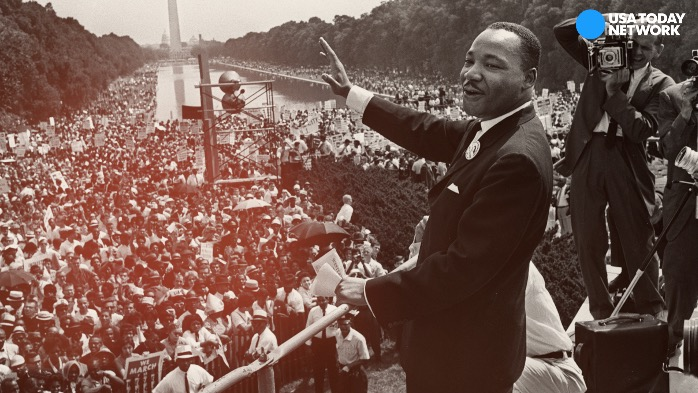 martin luther kings advocacy of equal rights without a fight