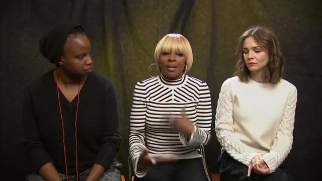 Mary J. Blige denounces Trump as 'racist' at Sundance