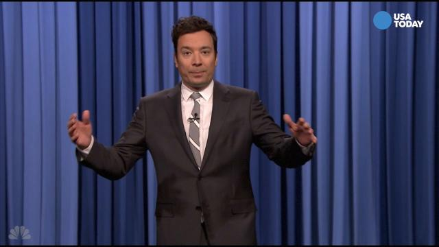 The late-night comics on the week leading up to Inauguration Day. Take a look at our favorite jokes, then vote for yours at opinion.usatoday.com.