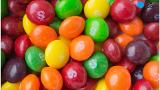 Skittles fall from truck, coat Wisconsin highway in red