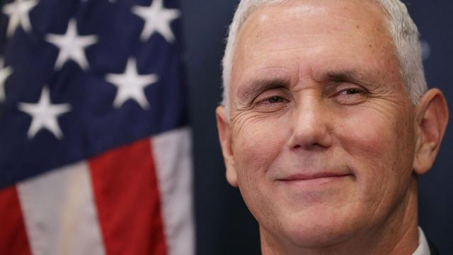 Mike Pence: Repealing Obamacare 'first order of business'
