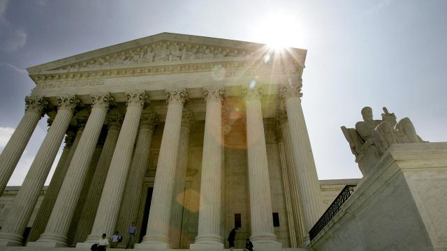 A shorthanded Supreme Court on Wednesday defended actions