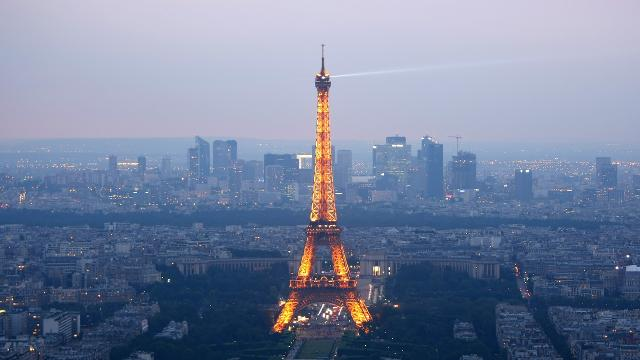 Paris officials have proposed more than $300 million in renovations. Video provided by Newsy