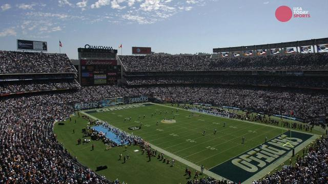 Chargers moving franchise to Los Angeles