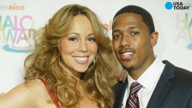 Nick Cannon appeared on The Ellen DeGeneres Show and opened up to the host about his ex-wife's headline-making New Year's Eve performance.