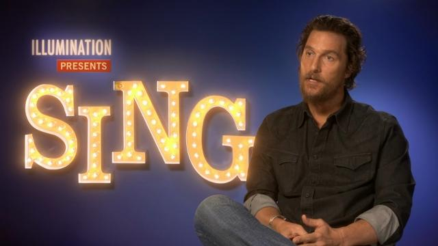 McConaughey: 'We all need to embrace' the transfer of power
