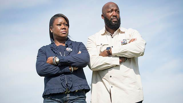 Trayvon Martin's parents concerned about Donald Trump