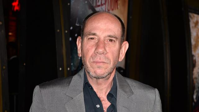 Miguel Ferrer died Thursday of throat cancer.