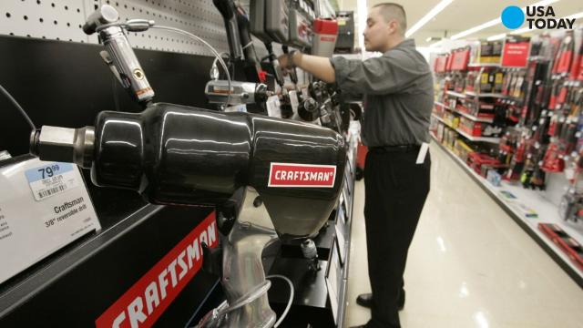 The ailing retailer said Thursday that it had reached a deal to sell the tools brand to Stanley Black & Decker for a net present value of about $900 million, including future royalty payments.