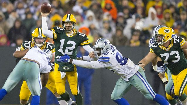 NFC Divisional Playoff preview: Cowboys vs. Packers