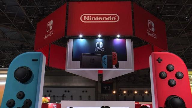 Nintendo unveils its new Switch game console, which works both at home and on-the-go, as it looks to offset disappointing Wii U sales and go head to head with rival Sony's hugely popular PlayStation 4.