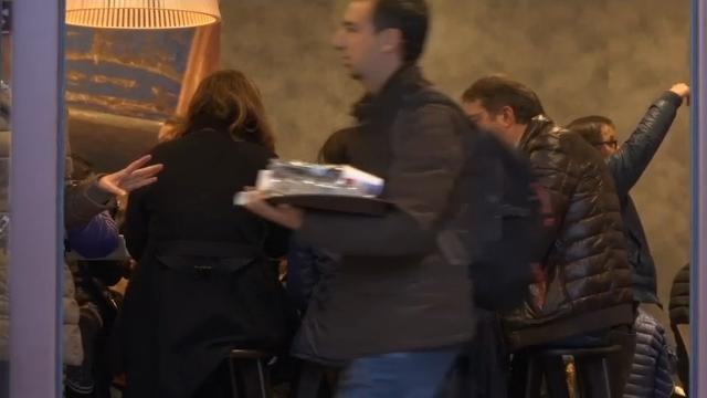Raw: McDonald's Near Vatican Raises Eyebrows