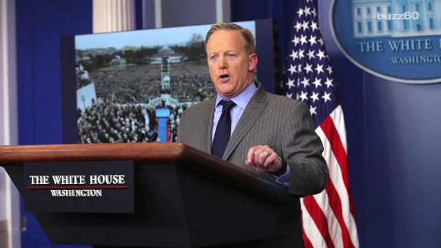 Press Secretary Sean Spicer has been very vocal about his dislike of the company. Buzz60's Emily Drooby (@emilydrooby) has the story.