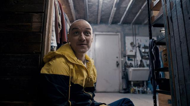 M. Night Shyamalan continues comeback with $40M 'Split' debut