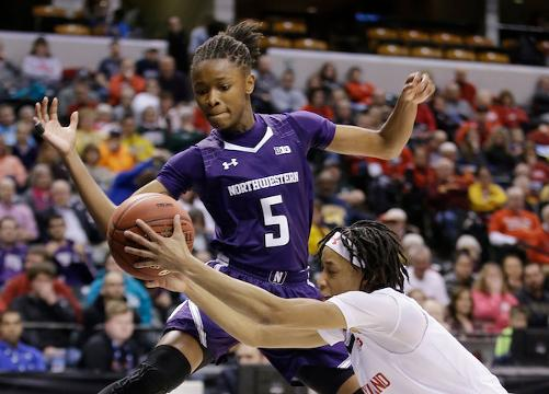 Northwestern women's basketball player found dead