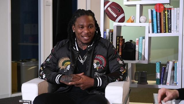Chris Johnson joins The Schmo to talk about the time he raced a cheetah, his record breaking 2009 NFL season, and his take on the Soulja Boy vs. Chris Brown fight.