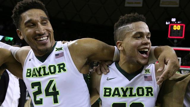 Baylor takes top spot for the first time since USA TODAY began administering the basketball coaches poll in 1991.