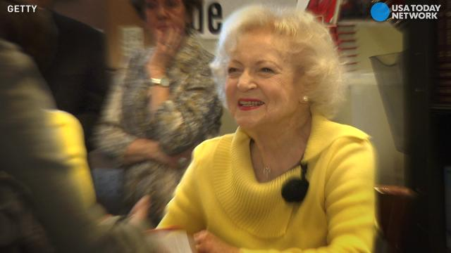 95 seconds of Betty White glory