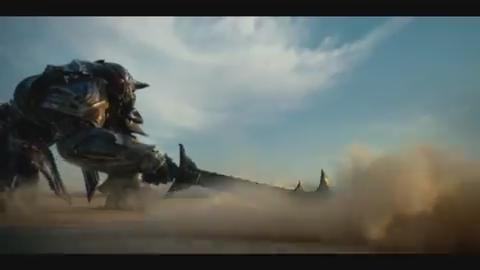 With Optimus Prime searching the cosmos for the Creators , a new alien threat arrives on Earth.