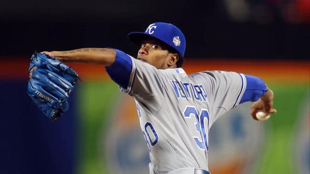 The Kansas City Royals pitcher died in a car accident at the age of 25.