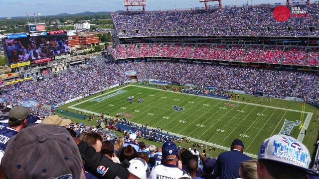 NFL superfan has been to every NFL stadium