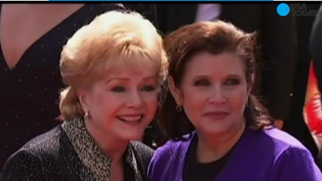 Speaking on GMA Tuesday morning the half sisters of actress Carrie Fisher, Joley and Tricia Fisher said they knew Debbie would not make it too long without Carrie.