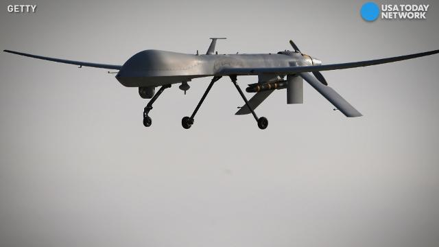 Obama Administration: Drone strikes killed 1 civilian in 2016