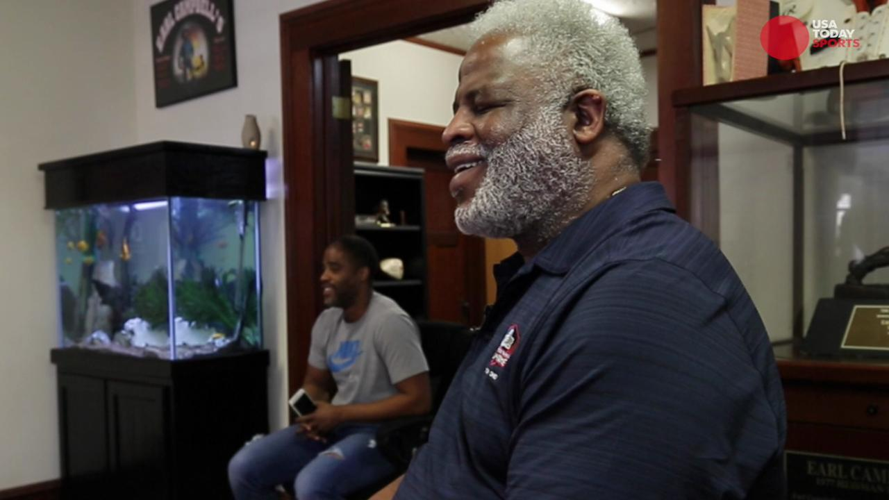 free shipping 6cec2 1133e Earl Campbell thinks NFL play has gotten soft