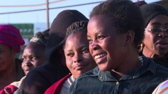 Menstruation is a taboo subject in Zambia -- but that hasn't stopped the government introducing a controversial labour law that allows women one day off work a month for their period. Video provided by AFP