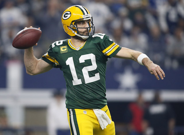 Hot Reads: Aaron Rodgers strikes again