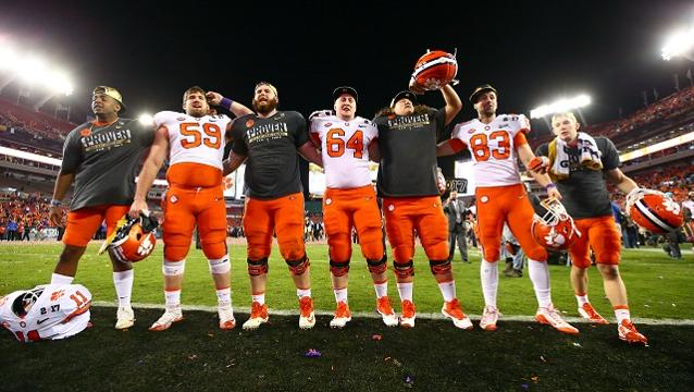 Final Amway Coaches Poll: Clemson tops post-championship top 25